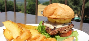 Hike, Burger & 50% Spa Discount