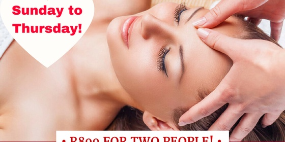 Midweek B&B & Indian Head Massage for Two!