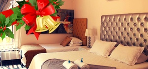 Festive Promotion! B&B + Spa Package for two!